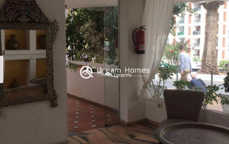 Lovely Studio in Ponderosa Complex in Costa Adeje Living Room Real Estate Dream Homes Tenerife