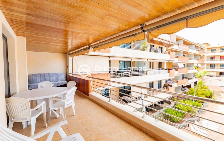 Spacious 2 Bedroom Apartment in Puerto de Santiago Terrace Real Estate Dream Homes Tenerife