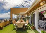 Spectacular View Penthouse in Roque del Conde Oceanview Mountain View Terrace Pool (19)
