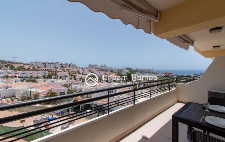 Santa Maria Oceanview Apartment in Las Americas Terrace Real Estate Dream Homes Tenerife