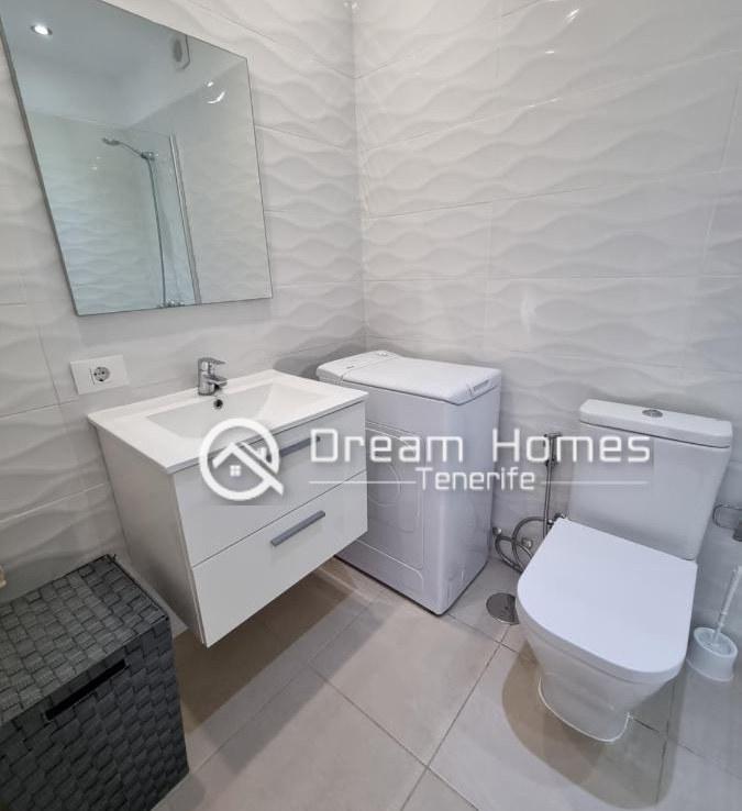 Santa Maria Oceanview Apartment in Las Americas Bathroom Real Estate Dream Homes Tenerife
