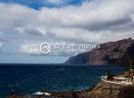 For Holiday Rent Three Bedroom Apartment in Los Gigantes Concanasa Terrace Mountain View1