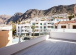 For Holiday Rent Three Bedroom Apartment in Los Gigantes Concanasa Terrace Mountain View15