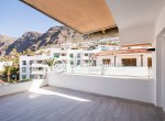For Holiday Rent Three Bedroom Apartment in Los Gigantes Concanasa Terrace Mountain View3