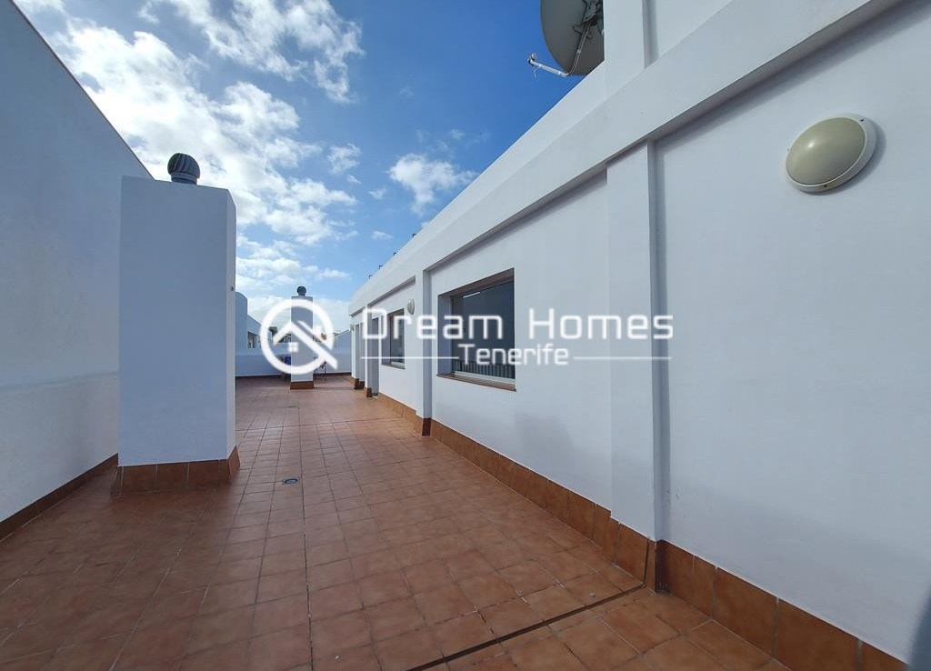 Fully Furnished Three Bedroom Apartment in Alcala Terrace Real Estate Dream Homes Tenerife