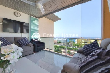 Fully Furnished Two Bedroom Apartment in Golf del Sur Terrace Real Estate Dream Homes Tenerife