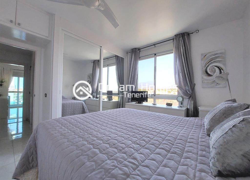 Fully Furnished Two Bedroom Apartment in Golf del Sur Bedroom Real Estate Dream Homes Tenerife