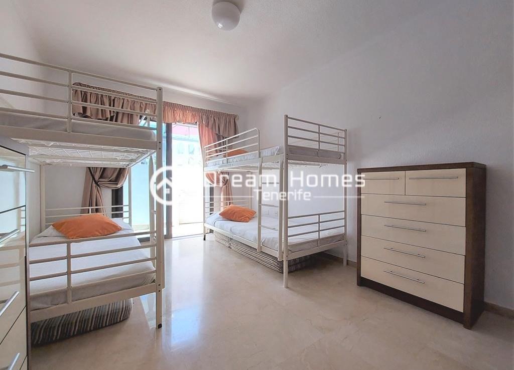 Luxury Boutique Style 3 Bedroom Villa in Los Gigantes Bedroom Real Estate Dream Homes Tenerife