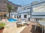 Luxury Boutique Style 3 Bedroom Villa in Los Gigantes Pool Terrace (23)