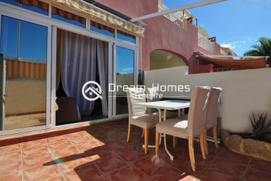 One-Bedroom Apartment with Sunny Terrace Terrace Real Dream Homes Tenerife