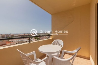 One Bedroom Apartment in Los Cristianos Terrace Real Estate Dream Homes Tenerife
