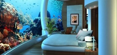 Отель Poseidon Undersea Resort