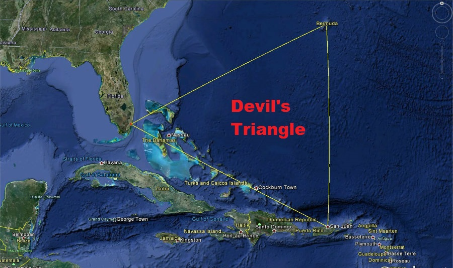 A Giant Discovery Finally Solved The Mystery Of The Bermuda