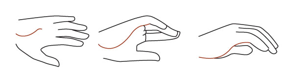 Control Your Emotions With Your Fingers: Each One Is Responsible For Certain Emotion