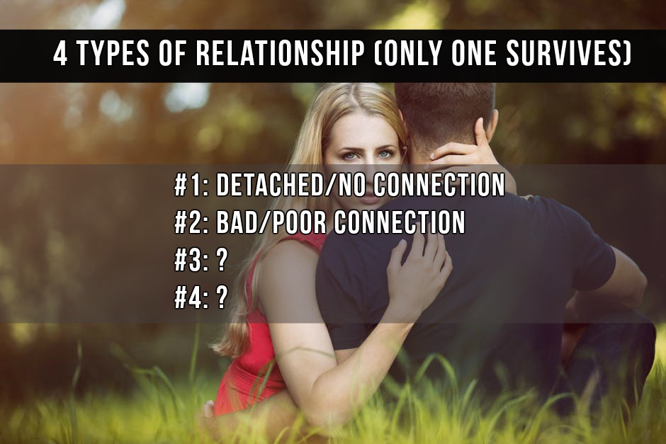 Out Of These 4 Types Of Relationships We Encounter In Life, Only One Survives