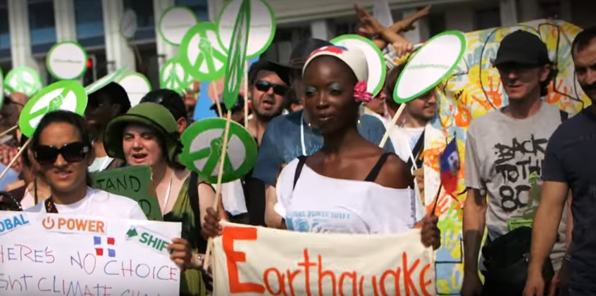 If Somebody Tells You That Young People Don't Care About The Planet's Future, Tell Them To Watch This