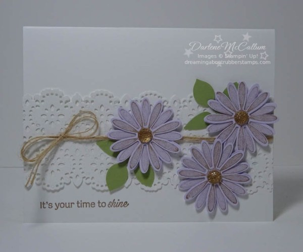 Daisy Lane by Stampin Up