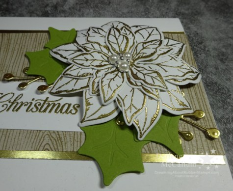 Poinsettia Place Suite Whisper White Flower