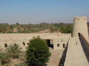 Al Mezyad Fort