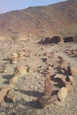 Old cemetery Wadi Al Helo