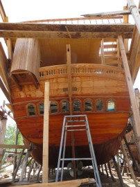 Dhow Building 1