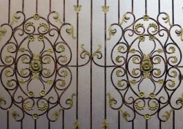 Gate detail 12 r