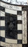 Gate detail 17 r