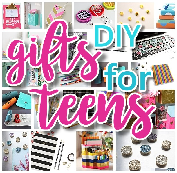 The BEST DIY Gifts For Teens, Tweens And Best Friends