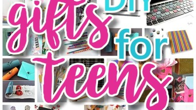 The BEST DIY Gifts for Teens, Tweens and Friends - Easy, Unique and Cheap Handmade Christmas or Birthday Present Ideas to make for you and your BFFs! - Dreaming in DIY