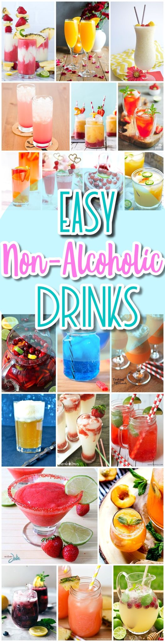 Best easy alcoholic drink recipes