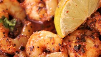 30 minute sheet pan cajun shrimp supper bowls or fajitas recipes baked cajun shrimp entree recipe 15 minute easy sheet pan dinner forumfinder Choice Image