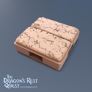 Dungeon Floor Tile (Stone Slab)
