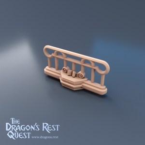 Guild Mezzanine Railing Set