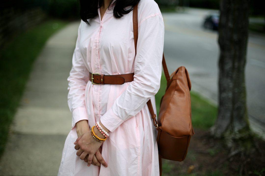 simply-retro-pink-shirt-dress