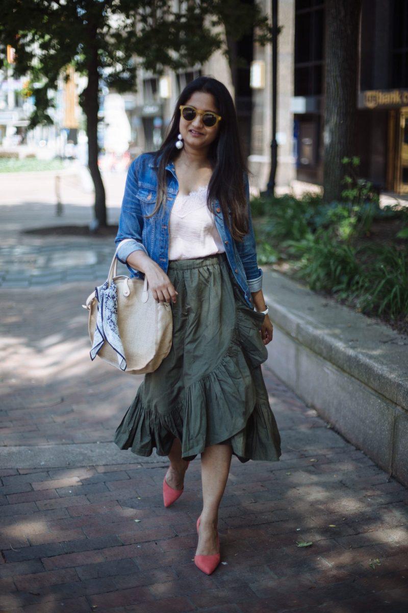 Asos-Wrap-Midi-Skirt-in-Cotton-With-Ruffle-Hem-3