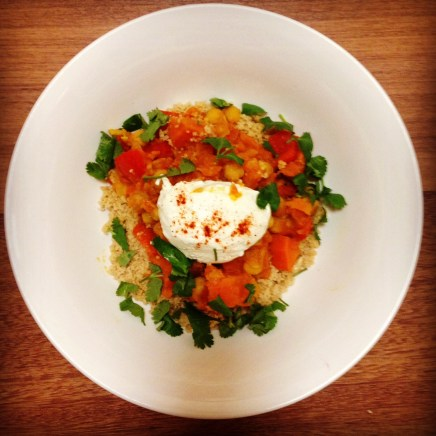 The surprisingly good Moroccan chickpea stew