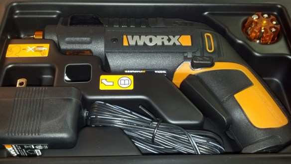 Worx SD Semi Automatic Driver