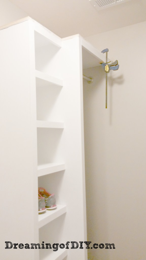 Awesome Master Closet - Phase III
