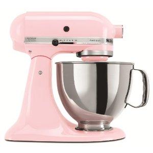 Pink Kitchenaid Artisan Quart Stand Mixer Dreaming