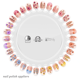 alaskametro_3 _Flowerpress_ nail art appliers