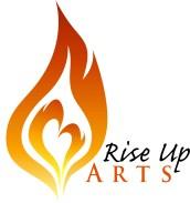 Logo created for RiseUpArts.com