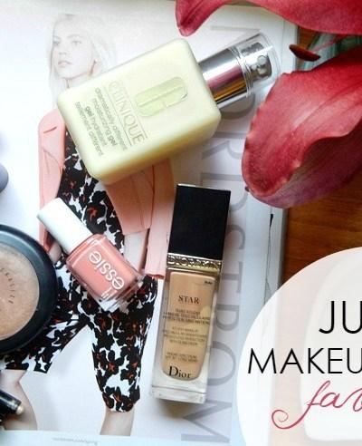 Beauty: June Makeup + Life Favorites!