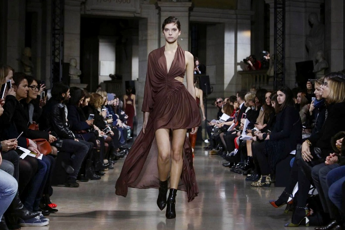 Yiqing Ying, Fashion Show, Couture Collection Spring Summer 2016 in Paris