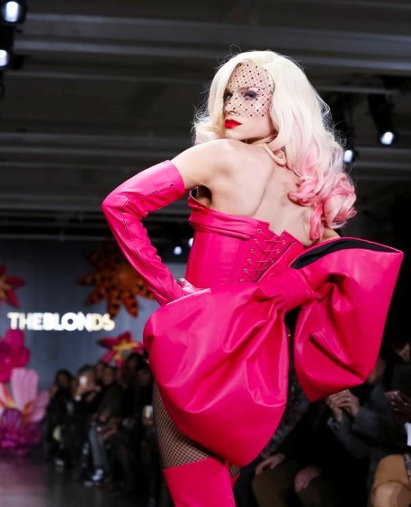 NYFW: The Blonds Fall/Winter 2016 Fashion Runway