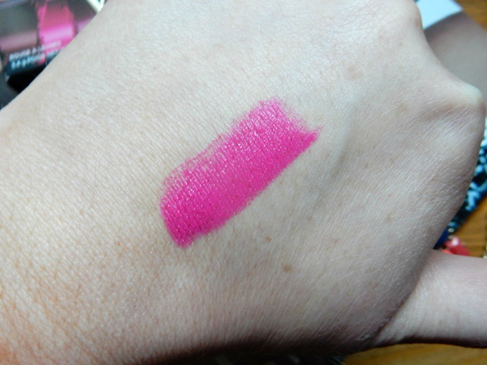 Urban Decay Vice Lipstick in 'Crush' Review - Dream in Lace