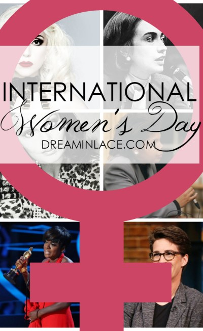 International Women's Day: An Ode Hillary Clinton and Her Steadfast Lack of Fear