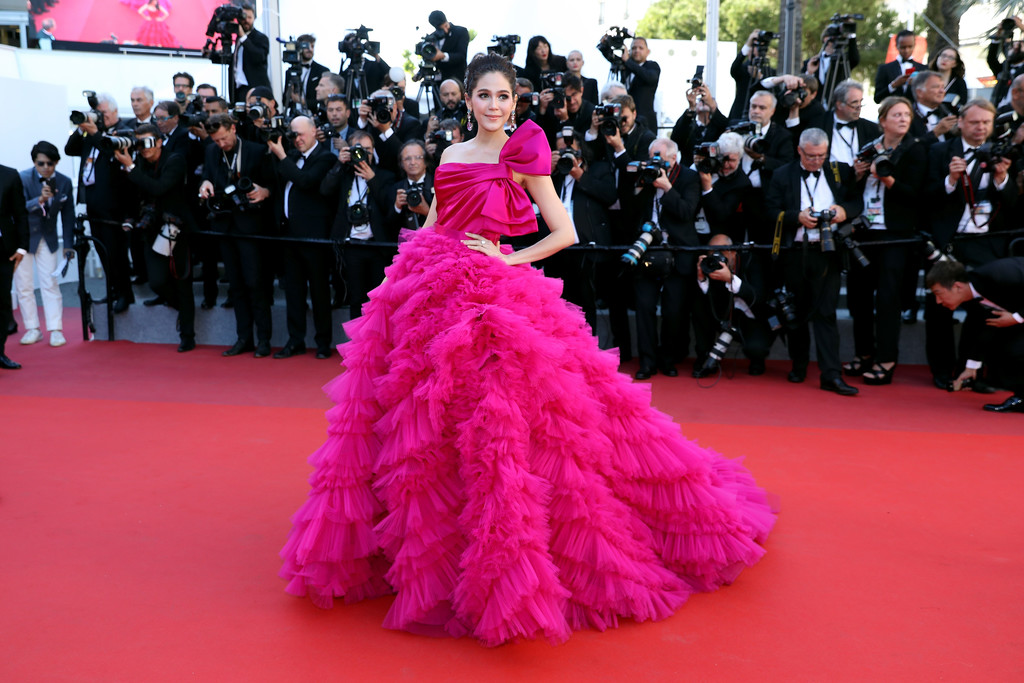20 Best Cannes 2017 Red Carpet Looks - Araya Hargate in Zuhair Murad Couture