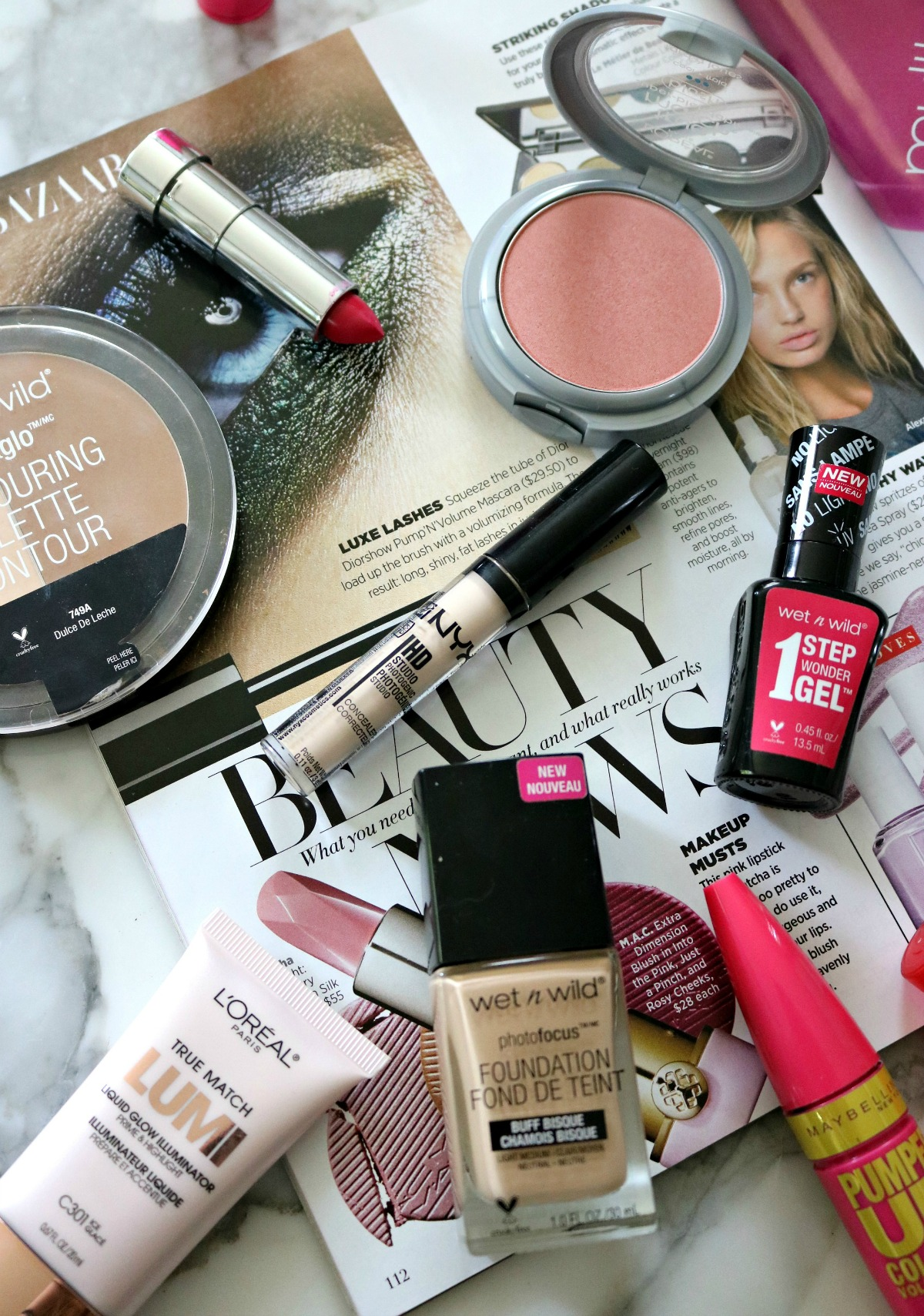 Best Drugstore Makeup I DreaminLace.com