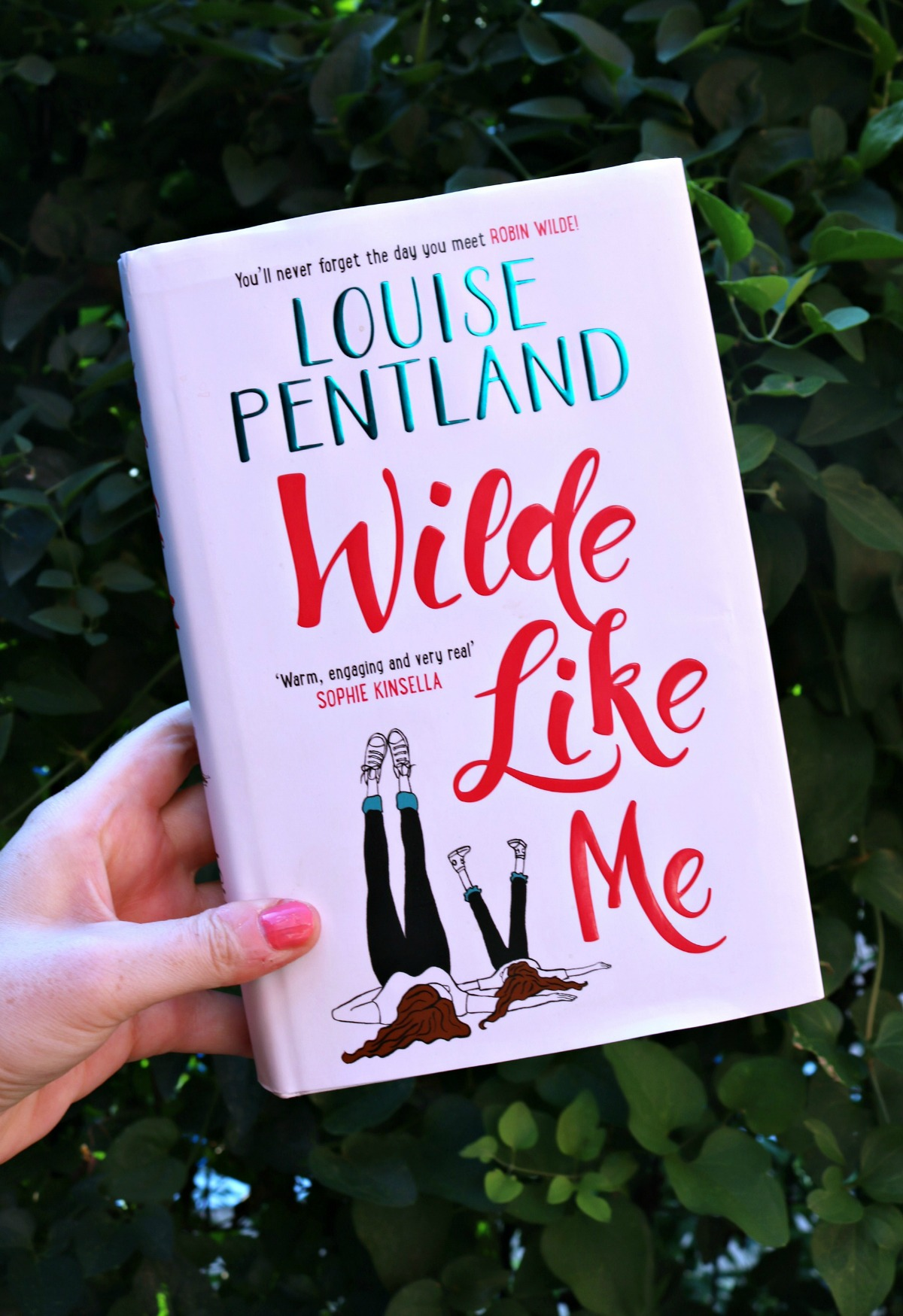 Wilde Like Me by Louise Pentland I Book Review