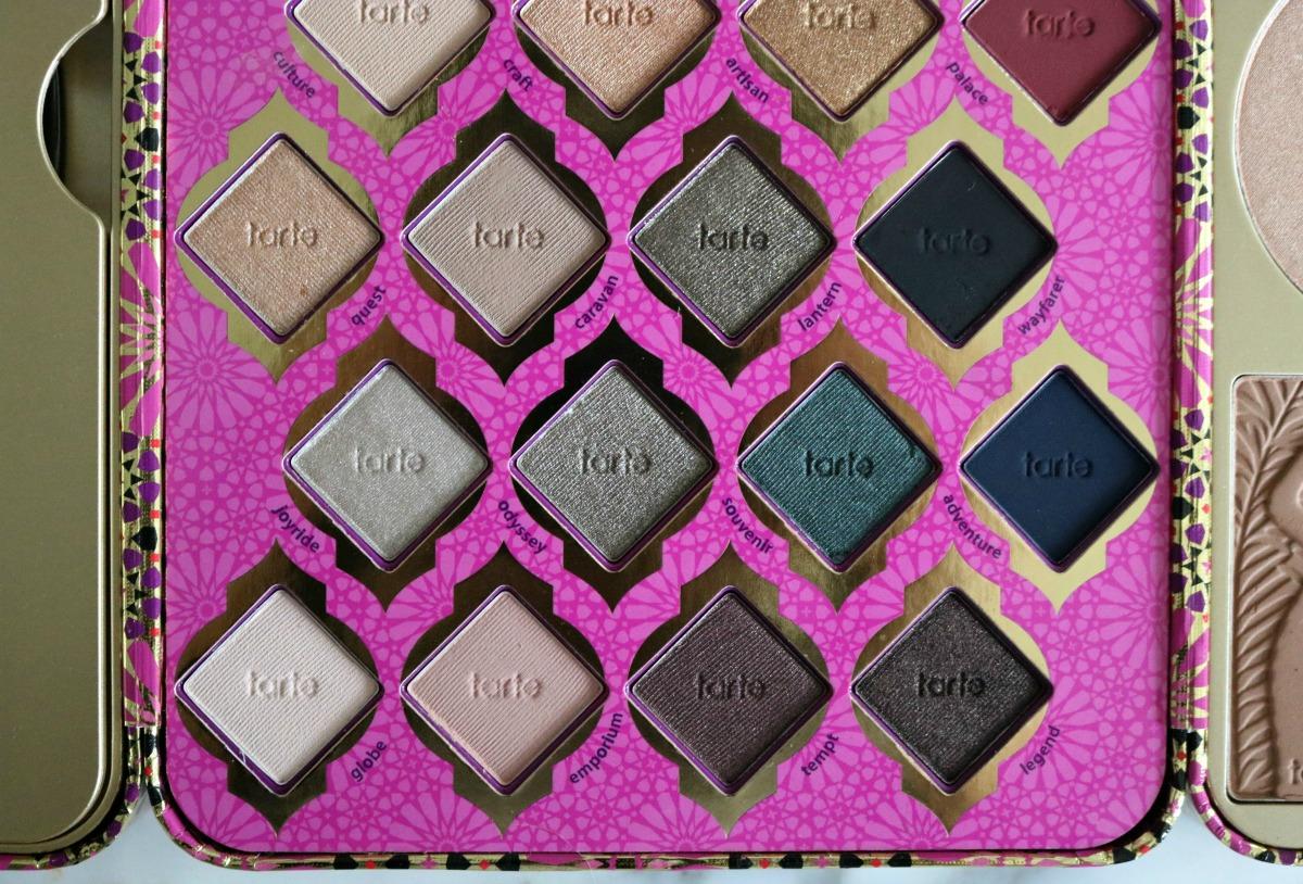 Tarte Holiday Treasure Box Gift Set Review I DreaminLace.com